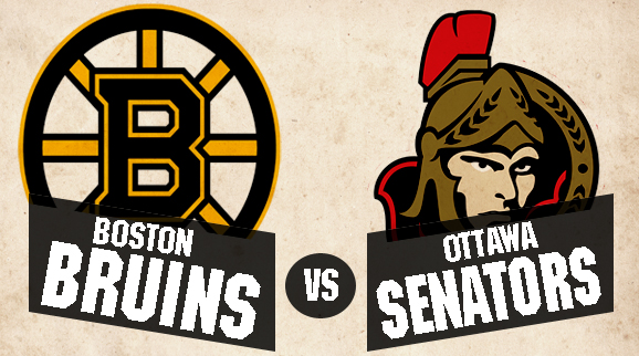 Can the Bruins beat theSenators?