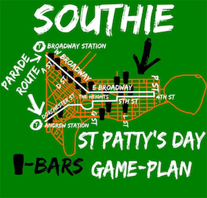 3 Easy guidelines towards success on St. Patty'sday.