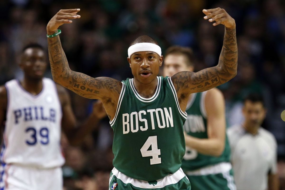 The Cavs and Celtics Will Battle For The Number One Seed Tomorrow Night at TheGarden